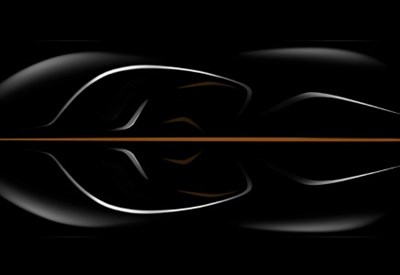 McLaren ha annunciato una vettura stradale ibrida a tre posti