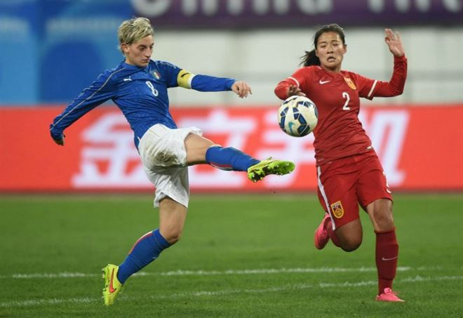 Diretta Italia-Russia, Europei calcio femminile (Foto LaPresse)