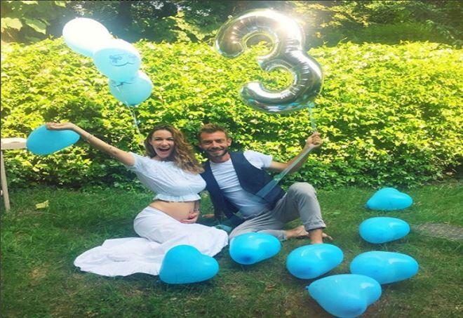Melita Toniolo incinta: foto su Instagram