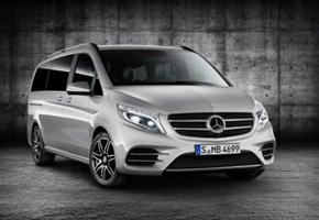 SALONE DI FRANCOFORTE 2015/ Mercedes-Benz presenta la Classe V, tutte le novità