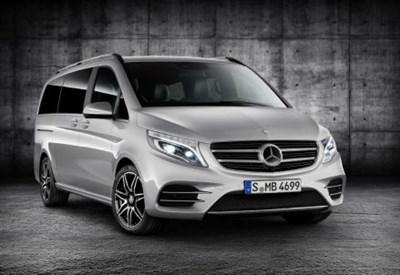 Classe V AMG Line di Mercedes-Benz