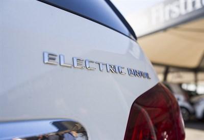 La Mercedes Classe B Electric Drive