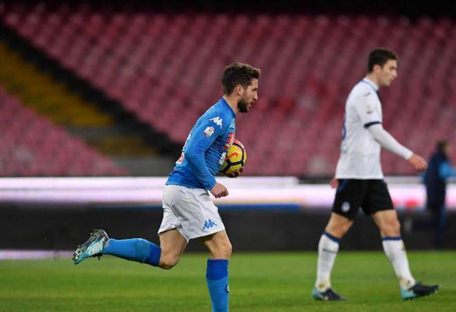Probabili formazioni Atalanta Napoli, Serie A 21^ giornata (Foto LaPresse)