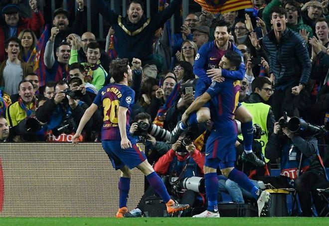 Pagelle Barcellona Chelsea, Champions League (Foto LaPresse)