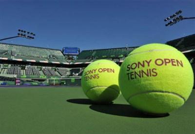 Tutto pronto a Miami per un'altra giornata di tennis