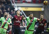 Diretta/ Crotone-Milan (risultato finale 0-3) info streaming video e tv: Montella espugna lo Scida!