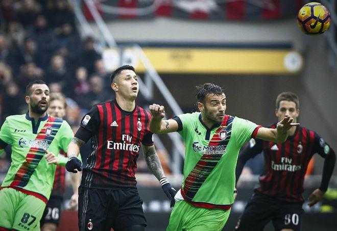Crotone-Milan 1-1, le pagelle dei rossoneri: Donnarumma ancora decisivo
