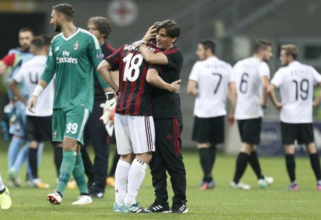 Probabili formazioni Shkendija Milan Europa League