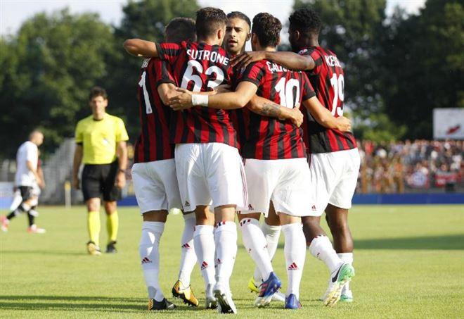 Diretta Milan-Borussia Dortmund (Foto LaPresse)