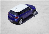 MINI/ Arriva la Paceman, prima Sports Activity Coupé tra le compatte