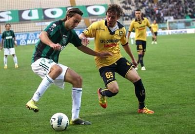 Simone Missiroli, centrocampista Sassuolo (Foto Infophoto)