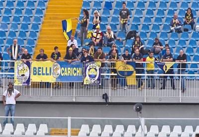 Tifosi del Modena (Infophoto)
