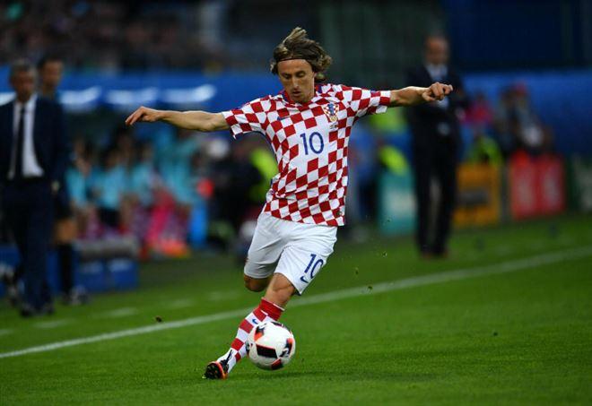 Luka Modric (LaPresse)