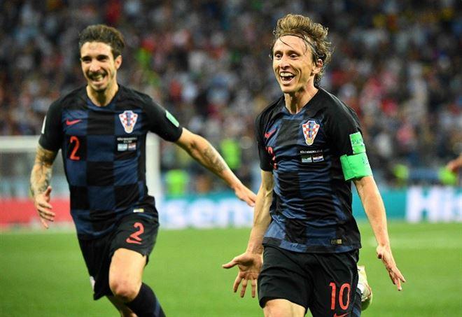 Video Argentina Croazia, Mondiali 2018 gruppo D (Foto LaPresse)