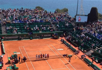 (dall'account ufficiale facebook.com/MonteCarloRolexMasters)