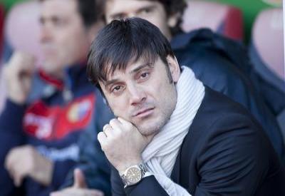 Vincenzo Montella, allenatore del Catania (Infophoto)
