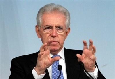 Mario Monti (Infophoto)