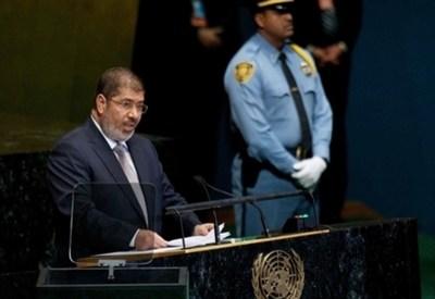 Mohammed Morsi (Infophoto)
