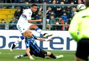 Atalanta-Sampdoria (risultato finale 1-2)/ Video highlights e gol, statistiche (1 marzo 2015, Serie A 25^ giornata)