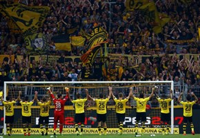 Video/ Benfica-Borussia Dortmund (1-0): highlights e gol della partita (Champions League 2016-2017, andata ottavi)