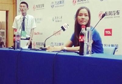 Na Li, appena ritirata, è tornata nella sua città natale