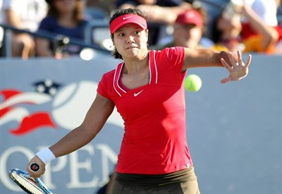 Na Li, 31 anni: sesta vittoria su sei contro Sara Errani (Infophoto)