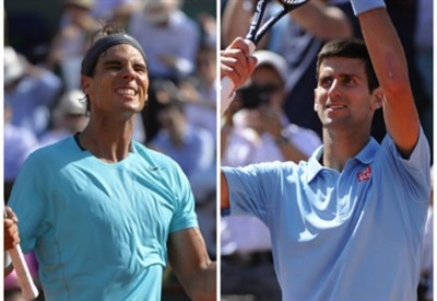 Rafa Nadal e Novak Djokovic: scontro numero 42 tra i due
