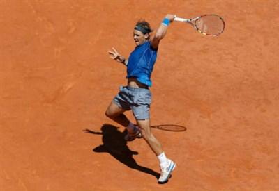 Rafael Nadal ha vinto per tre volte il Mutua Madrid Open
