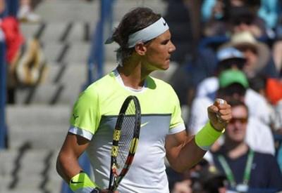 Rafa Nadal, 28 anni (dall'account facebook.com/MiamiOpenTennis)