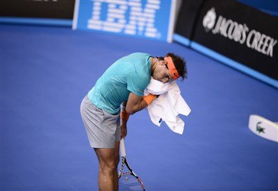 Rafa Nadal, 28 anni: ha testato il Fast4