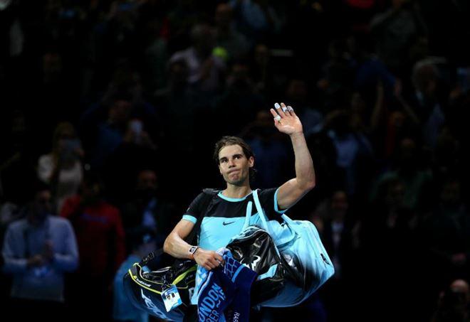 Diretta Atp Finals 2017: Rafa Nadal sfida David Goffin (Foto LaPresse)