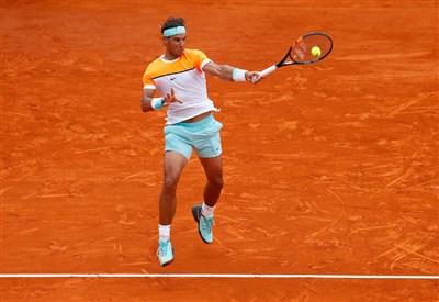 Rafael Nadal, 28 anni (dall'account ufficiale facebook.com/MonteCarloRolexMasters)