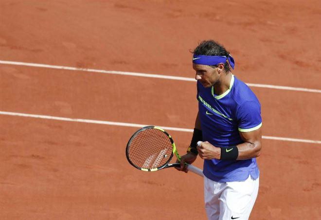 Diretta Internazionali d'Italia 2018: esordio per Rafa Nadal (Foto LaPresse)