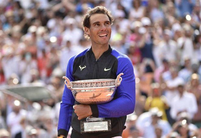 Diretta Roland Garros 2018: Rafa Nadal è il campione in carica (Foto LaPresse)