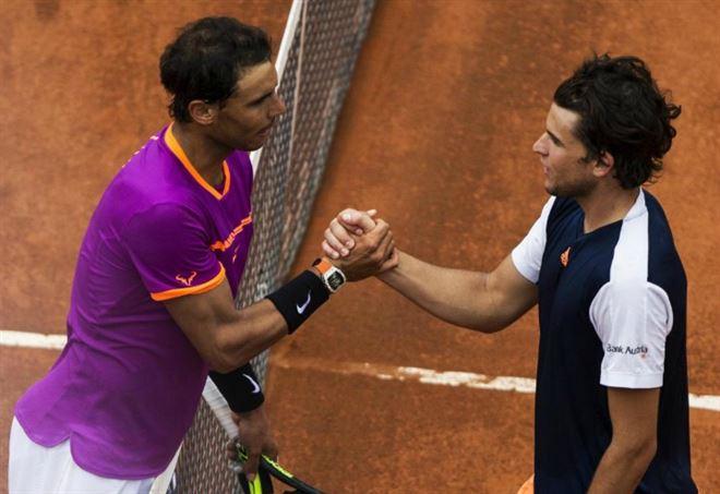 Roland Garros, Nadal nella storia Wawrinka ko
