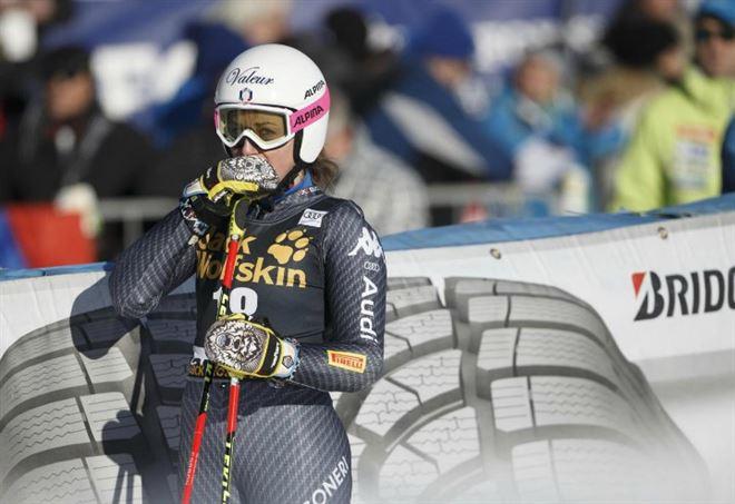 Nadia Fanchini, Olimpiadi PyeongChang 2018