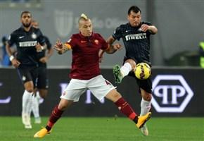 Video / Inter-Roma, il gol di Hernanes, di Nainggolan e di Icardi (Serie A, sabato 25 aprile 2015)