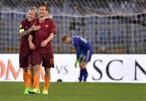PAGELLE ROMA-TORINO (4-1)/ Voti Fantacalcio, i migliori: Dzeko e Salah imprendibili (Serie A, 25^ giornata)