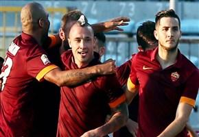Video/ Roma-Empoli (1-1): il gol di Maccarone su rigore e quello di Maicon (sabato 31 gennaio 2015, 21^ giornata)