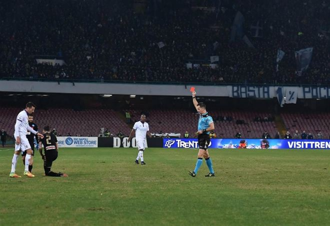 Probabili formazioni Napoli Fiorentina (Foto LaPresse)