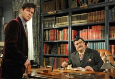 Archie Goodwin e Nero Wolfe