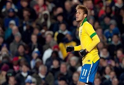 Neymar, acquisto boom del Barcellona (Infophoto)