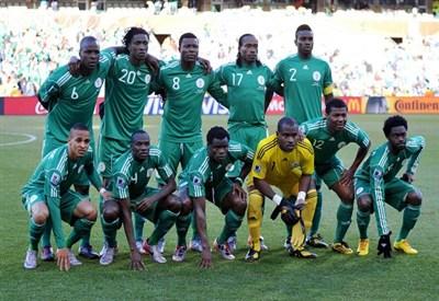Una formazione della Nigeria (Infophoto)