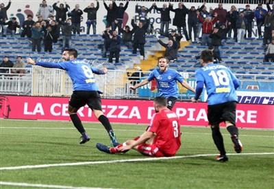 Trapani-Ternana 2-2: Risultato e Tabellino (Serie B 2016-17)