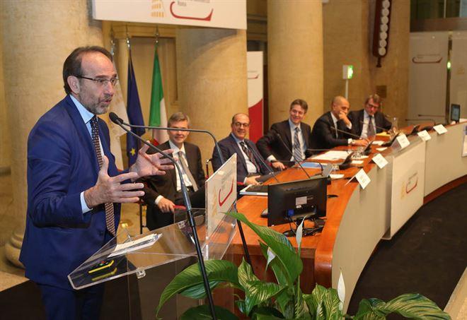 Il viceministro alle Infrastrutture, Riccardo Nencini
