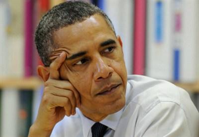 Il presidente americano Barack Obama (InfoPhoto)