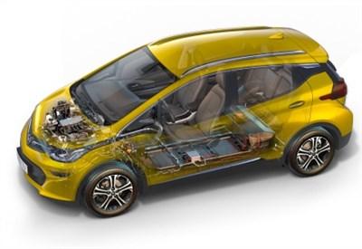 La Opel Ampera