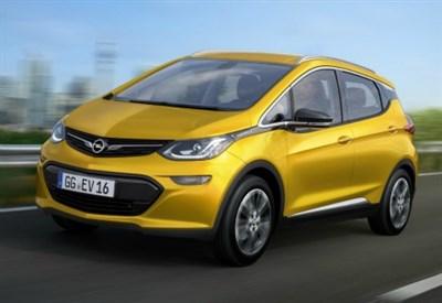 La Opel Ampera-e uscirà nel 2017