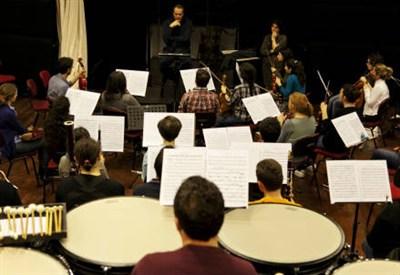 L'Orchestra Giovanile del Teatro dell'Opera di Roma