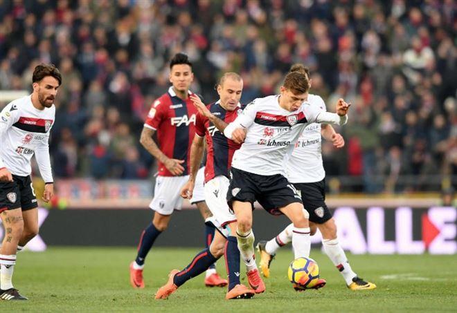 Diretta Cagliari Bologna, Serie A 34^ giornata (Foto LaPresse)